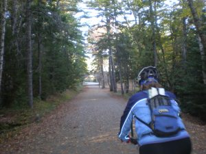 On the Acadia Carriage Roads