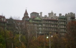 The Mohonk Mountain House (perhaps the back view)