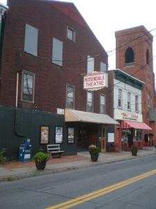 Main Street, Rosendale, NY