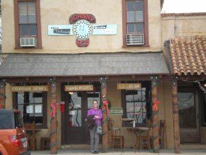 Cafe in Marathon, TX