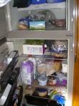 Lots of food space