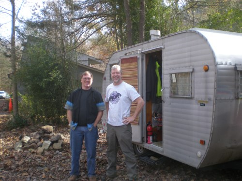 Crabtree Falls campground, Crabtree Falls, VA