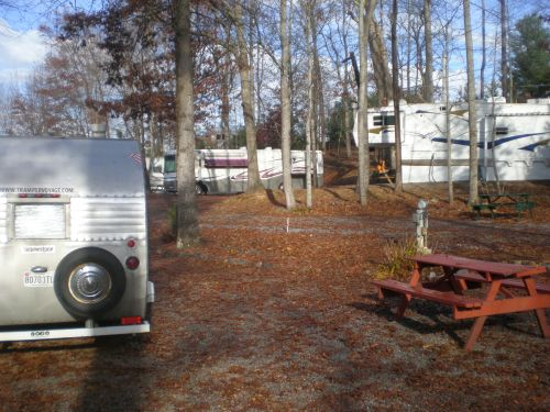 Ft Wilderness RV Park, NC