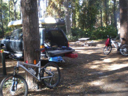 Jekyll Island campground, GA