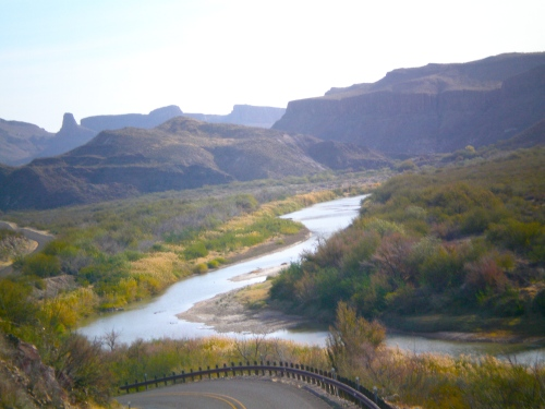 the great Rio Grande!