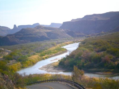 the great Rio Grande!