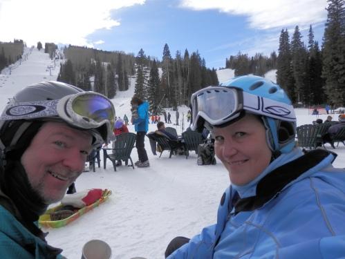 Apres Ski Smiles, Durango Style!